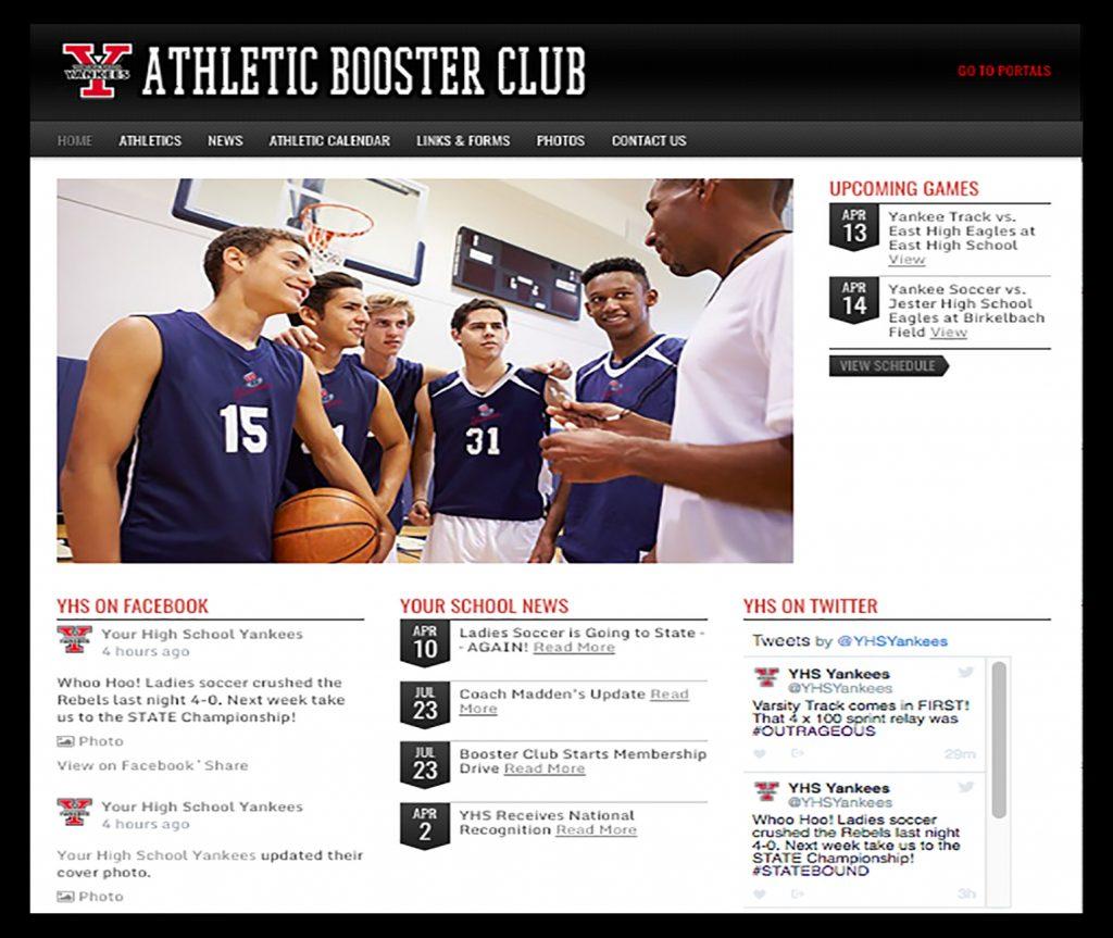 Fan Facing Website Image